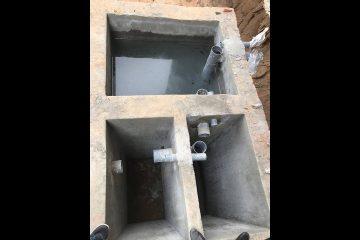 xây dựng bể tự hoại 3 ngăn